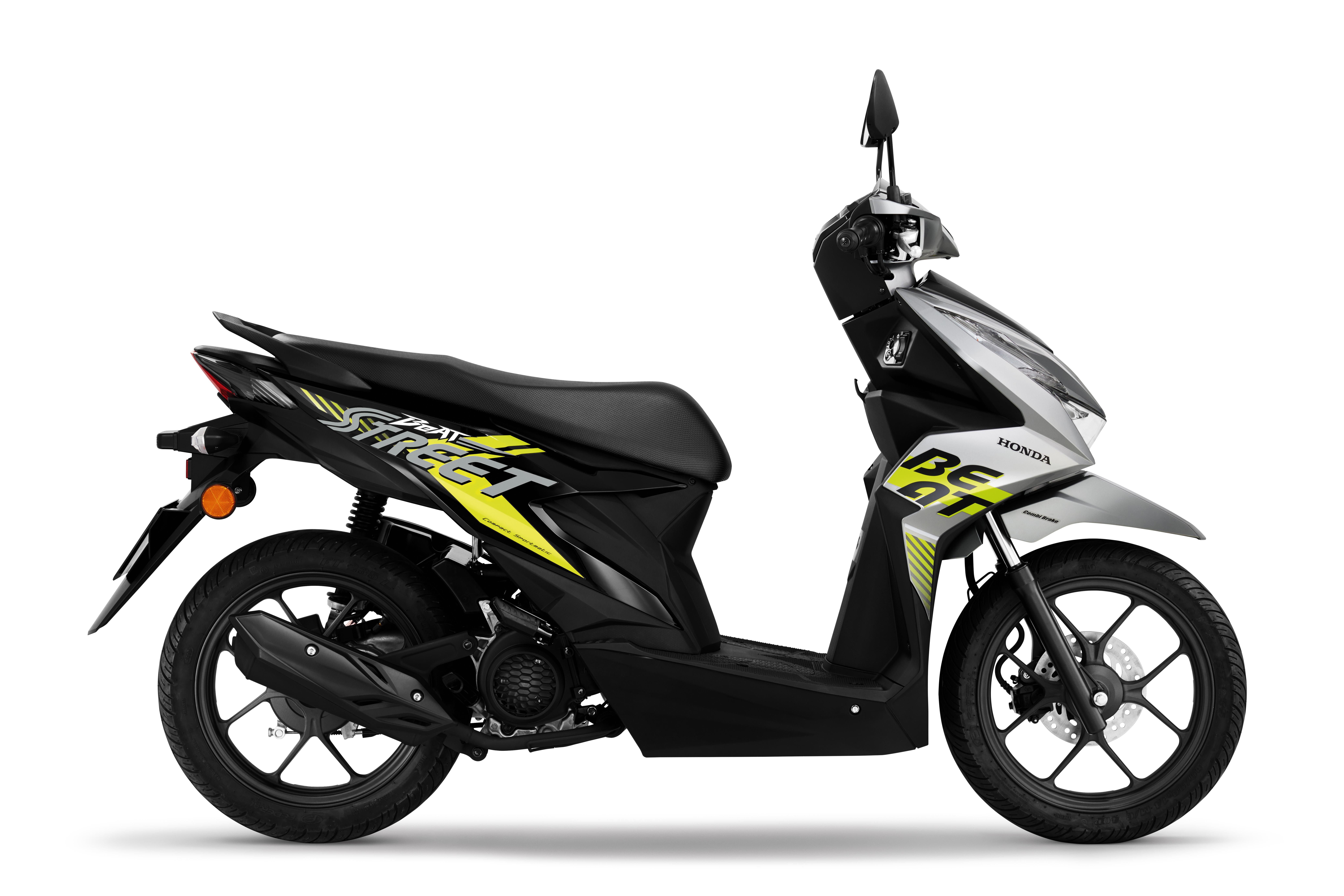 Honda Beat 2021