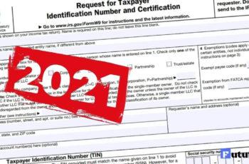 W9 Tax Form Online 2021